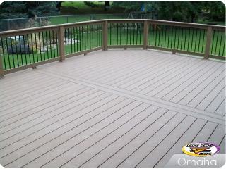 TimberTech Low Maintenance Deck
