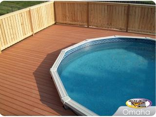 TimberTech Pool Deck