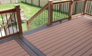 low maintainence decking in omaha