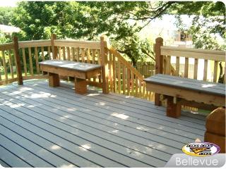 TimberTech benches