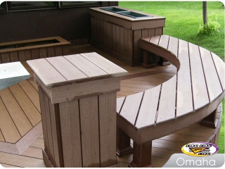 Low Maintenance bench