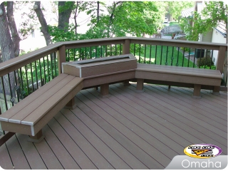 Low Maintenance Trex Deck