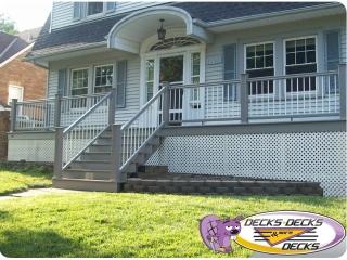 Front porch deck omaha nebraska