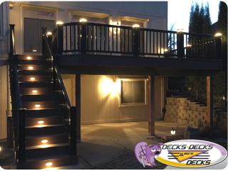 Deck Lighting Omaha