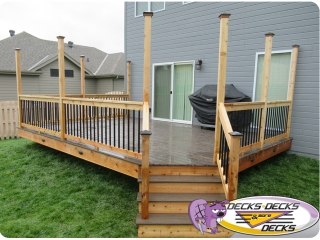 Decks Decks & More Decks