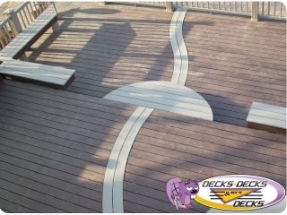 curved decking omaha azek