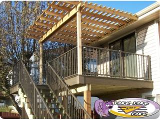 Decks Decks and More Decks