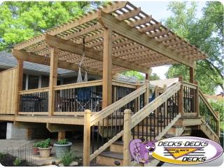 Pergola-Arbor-Deck-project-Omaha