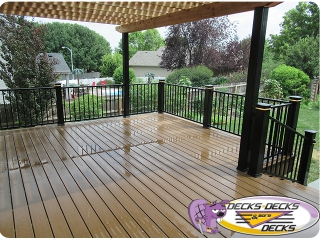 Decks Decks and More Decks Arbor