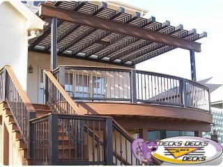 arbor pergola omaha deck builder decks
