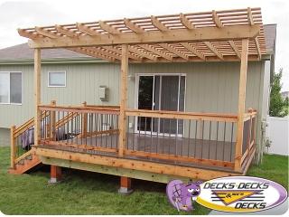 shade arbor elkhorn nebraska deck
