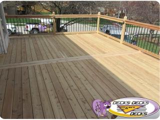 Cedar Wood Deck Company Omaha