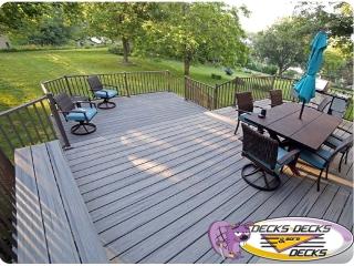 Decks Decks & More Decks Contractor