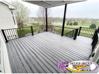 Trex Composite decking omaha contractor
