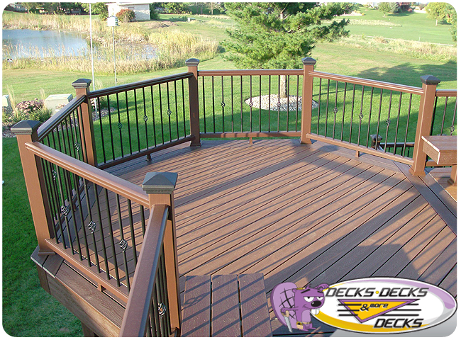 Low Maintenance Photo Gallery Decks Decks And More
