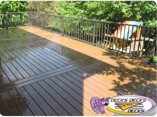 Aluminum railing low maintenance Papillion