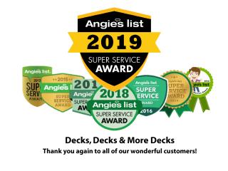 Angieslist Awards