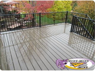 Composite Decks in Omaha