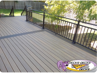 Composite deck Omaha Decks Decks More Decks 2