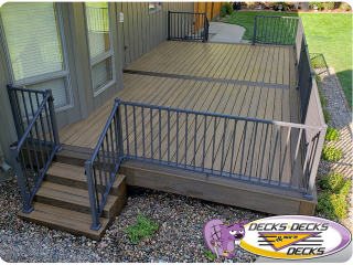 Deckorators decking omaha decks