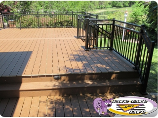 Decks Decks and More Decks Builders