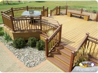 Radiance railing