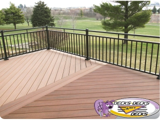 Low maintenance deck omaha