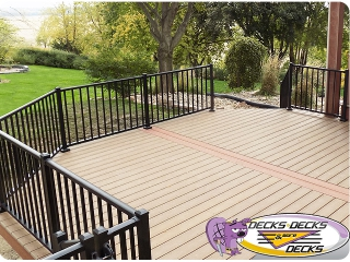 Omaha Custom Deck Builder Decks