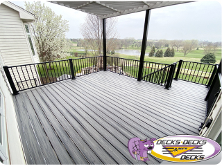 Trex Composite decking omaha contractor