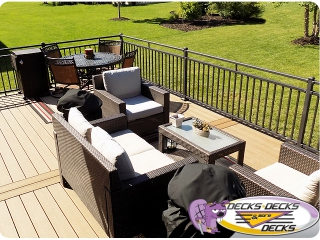 composite Omaha Nebraska deck builder