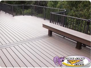 timbertech trex omaha builder company deck