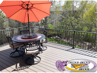 umbrella deck furniture omaha