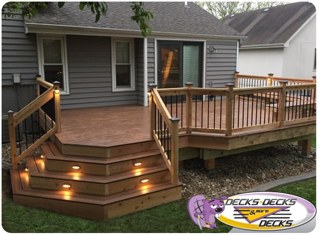 Mixed Decks Photo Gallery Decks Decks And More Decks Custom
