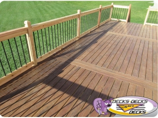 Deck Company Papillion