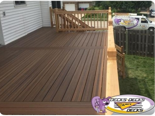 Decks Decks More Decks Omaha Mixed 9