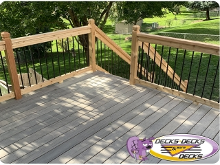 Mixed Deck Bellevue