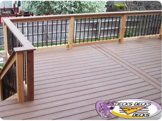 mixed deck composite nebraska