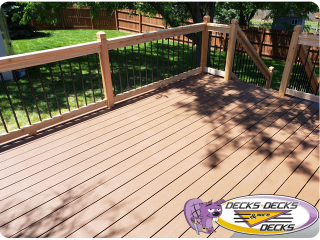 Cedar composite decks omaha