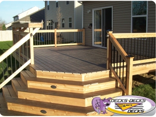 Decks Decks More Decks Omaha Mixed 18