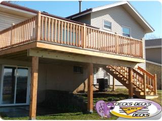 Decks Decks More Decks Omaha Mixed 8
