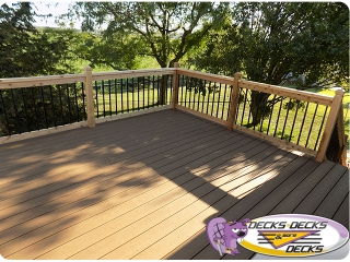cedar wood deckorators omaha nebraska deck