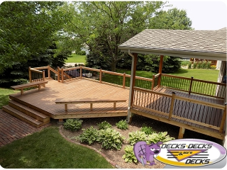 decks omaha builder spa landscape composite