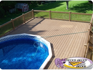 Pool Spa Deck Omaha