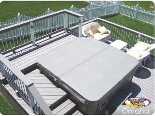 TimberTech Spa Deck