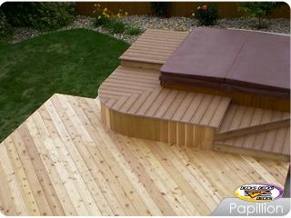 Cedar Spa Deck
