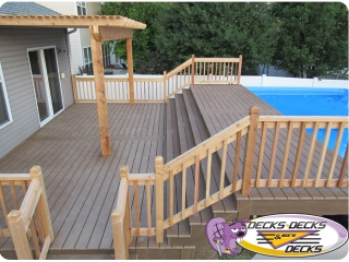 Pool Deck Omaha Builders