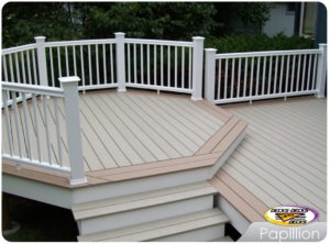 Low-Maintenance Custom Deck