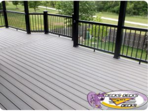 low-maintence decking in Omaha